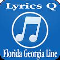 Florida Georgia Line Lyrics Q icon