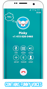 Call From Pinky & The Brain - náhled