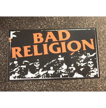 Bad Religion - Skulls - Klistermärke