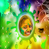 Happy Holi Photo Frames 2018 - Holi Photo Editor
