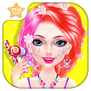 Sweet Candy Makeup Salon: Beauty Salon Makeover
