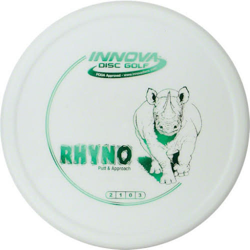 Innova Disc Golf Rhyno DX Putter Golf Disc: Assorted Colors
