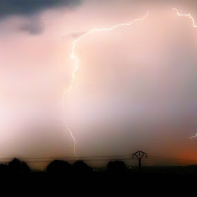 Electricity by Michel Lorente - Landscapes Weather (  )