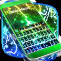Keypad Color Neon icon