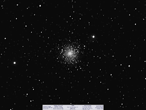 Photo: Object 12 of 18+3 on the VSP.  I think... I lost count!  The summer backlog rolls on with a wonderful Globular, M80!