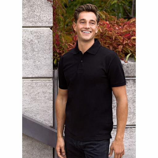 Neutral Organic Mens Polo Shirt