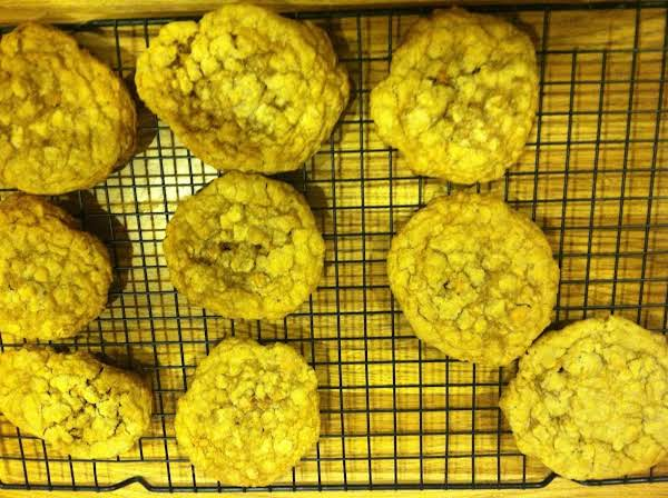 Oatmeal Butterscotch Cookies With Maple