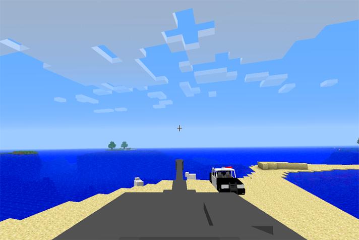 Cars-Mods for Minecraft PE Screenshot