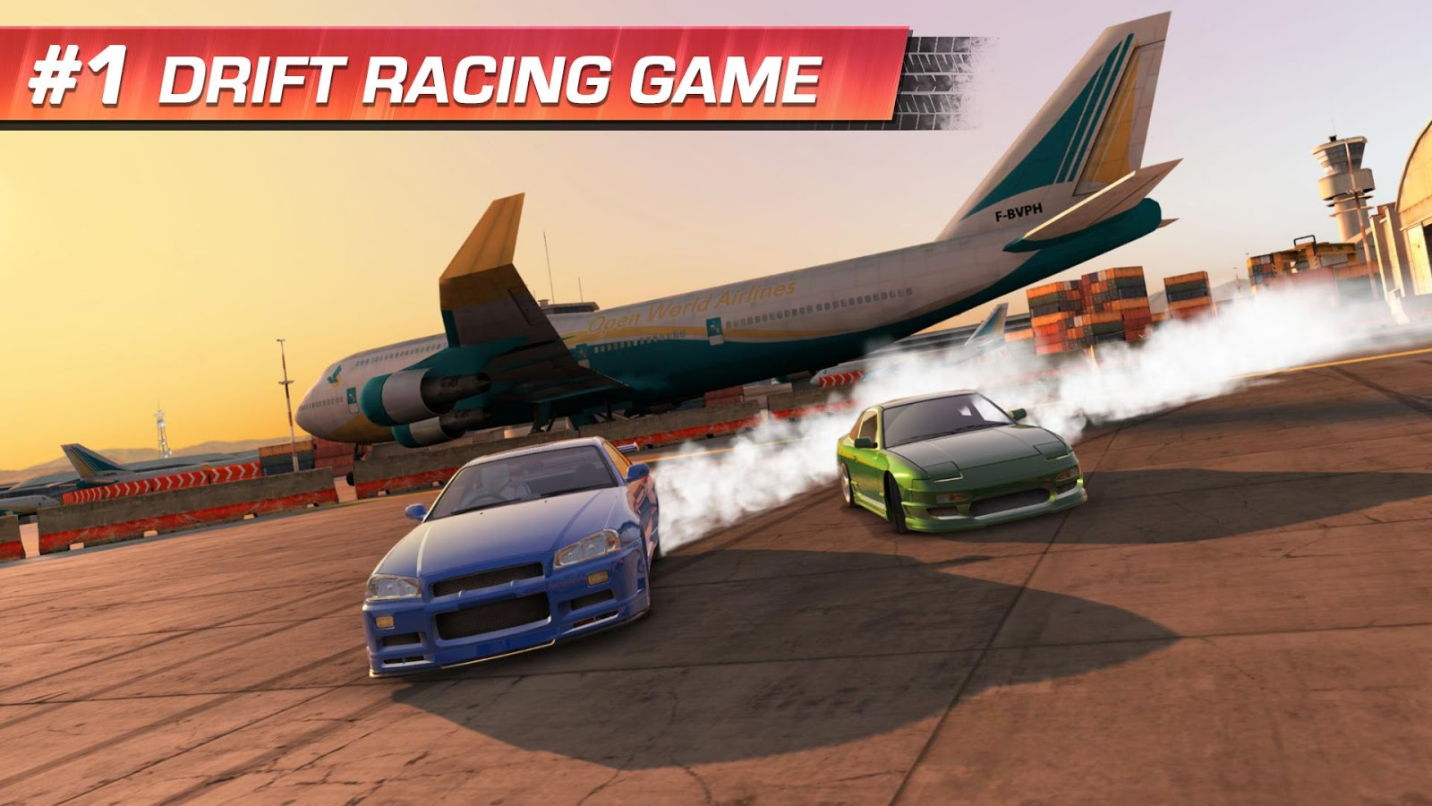 Screenshots of CarX Drift Racing for iPhone