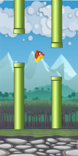 Flying Bird : New of Legendary Flappy Bird Game apkmr screenshots 4