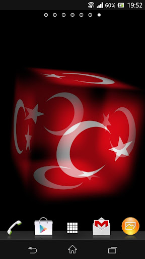 3D Turkey Live Wallpaper