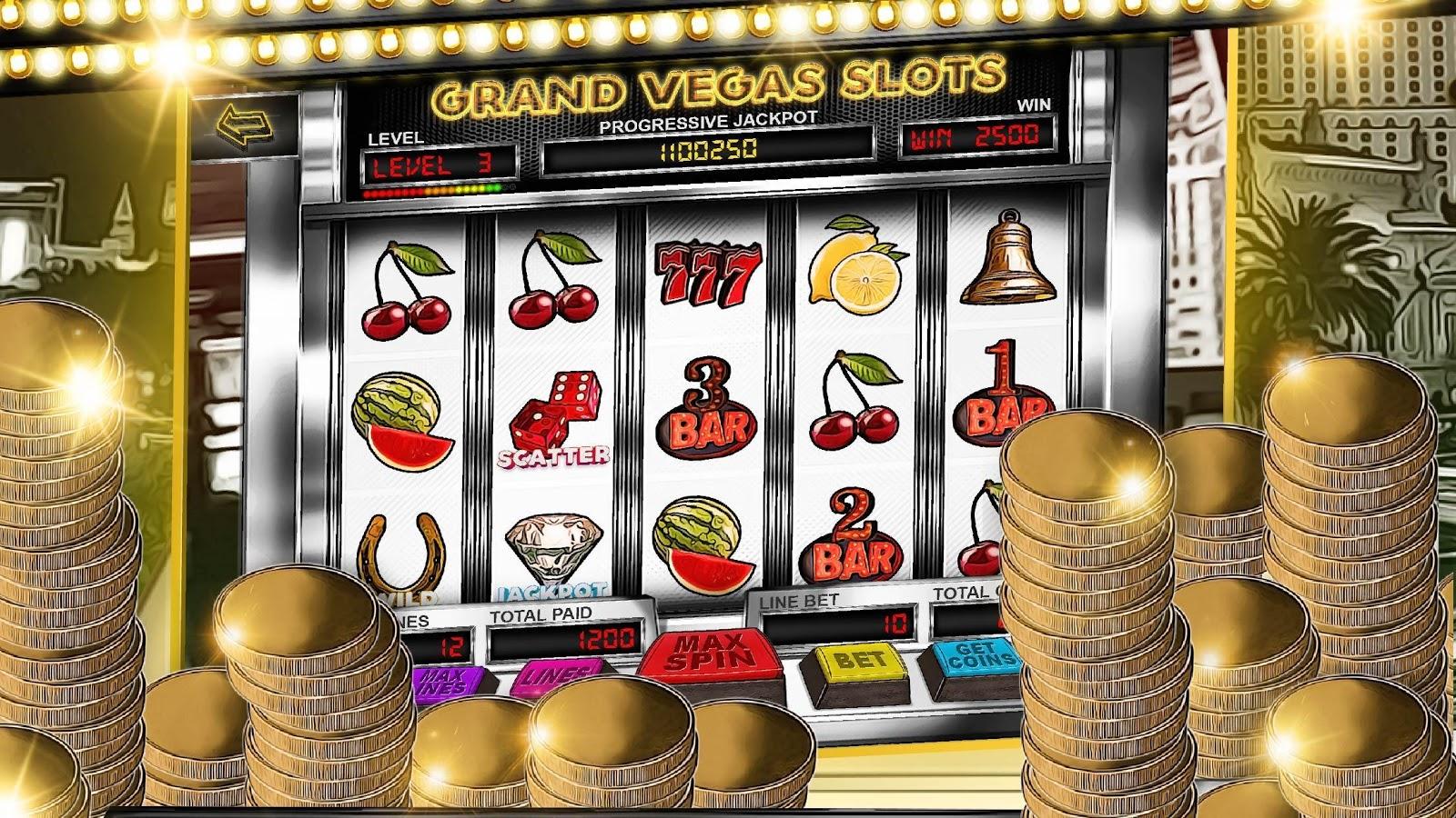 Lucky Cherry Slot Machine