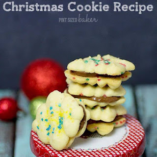 Simple Spritz Christmas Cookie Recipe