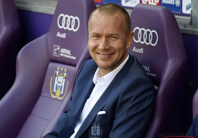 Pär Zetterberg déplore le manque de leaders à Anderlecht