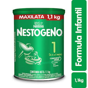 Formula Infantil   Nestogeno 1 L Comfortis Lata X 1.1kg