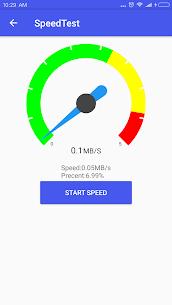 WiFi WPA WPA2 WEP Speed Test 4
