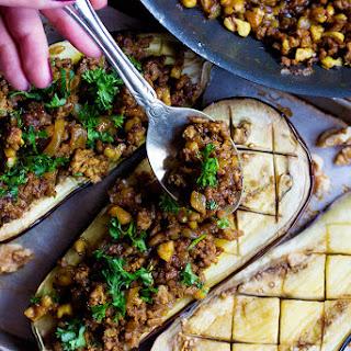 Lamb Mince And Eggplant Recipes.