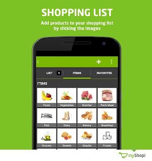 myShopi – shopping & promo screenshot 10