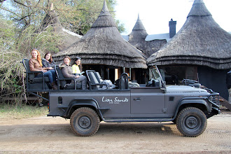 Photo: Setting off on a game drive in Lion Sands: http://www.go2africa.com/south-africa/kruger-national-park/african-safari-guide/lion-sands
