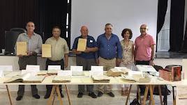 Este año se hizo entrega a los alcaldesde Bayárcal de una reproducción del libro de Apeo.