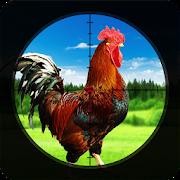 Chicken Shoot Roaster Sniper Hunting Challenge 3D