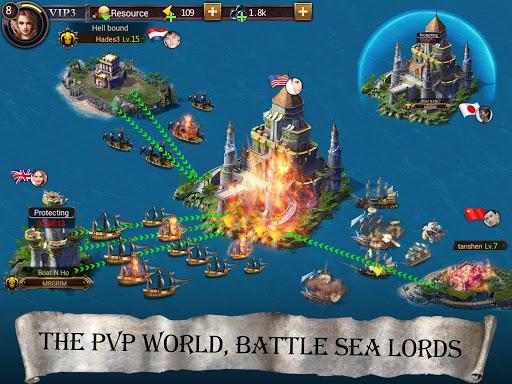 Age of Voyage - pirate's war screenshot 18
