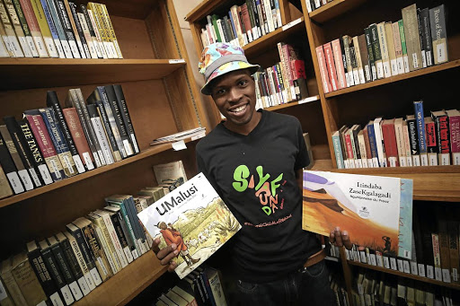 Ntokozo Ndlovu started Siyafunda (We are learning), a donate a book fund, which has since distributed 21450 books to 37 rural schools and three rural school community libraries.
