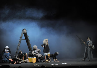 Photo: WIEN/ Burgtheater: DER ALPENKÖNIG UND DER MENSCHENFEIND von Ferdinand Raimund. Inszenierung: Michael Schachermaier. Premiere 29.9.2012. Foto. Barbara Zeininger.