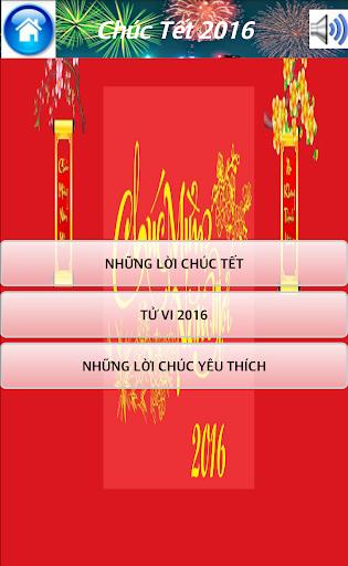 Chúc Tết 2016