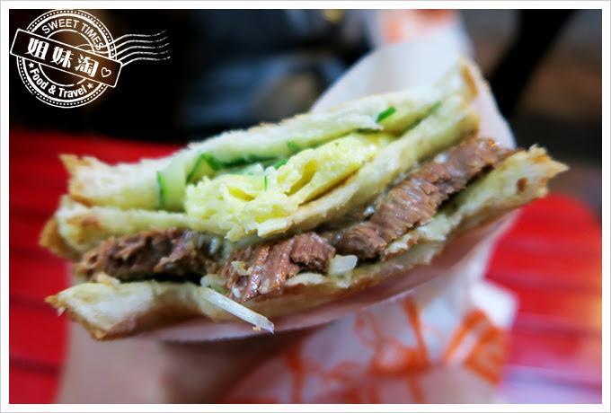伯阿炭烤三明治碳燒牛小排