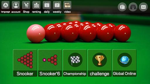 snooker game - Offline Online free billiards apkmr screenshots 1