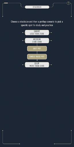 DTO - Poker Trainer apkmind screenshots 2