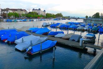 Photo: Zurich, the Limmat