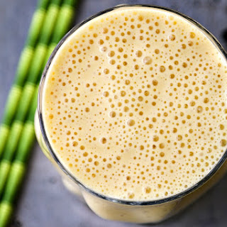 Naturally Sweetened Creamsicle Smoothies Recipe