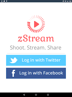 zStream- screenshot thumbnail