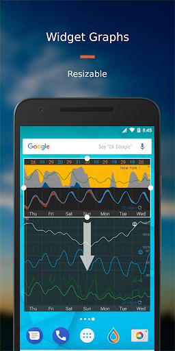 Flowx: Weather Map Forecast screenshots 8