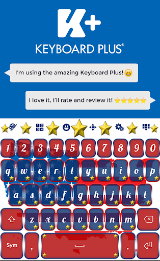 Keyboard American
