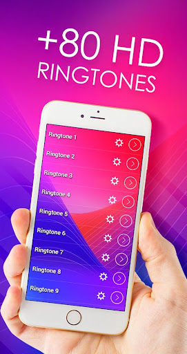 New Phone X Ringtones 1.0 screenshots 4