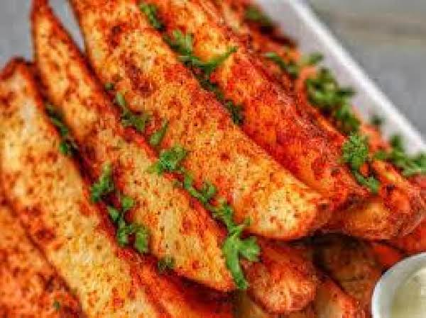 Seasoned Paprika Potatoes Recipe