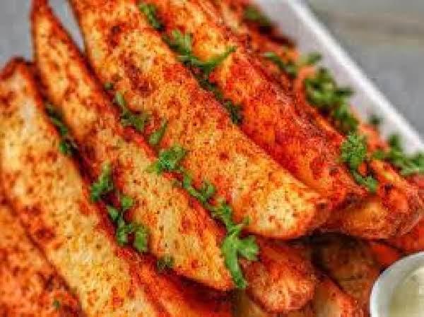 Seasoned Paprika Potatoes
