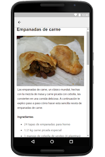 Homemade Empanadas Recipes - náhled