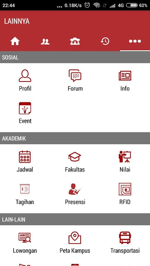 iGracias Mobile- screenshot