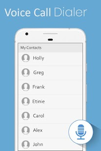 Voice Call Dialer - Speak to Call  - náhled