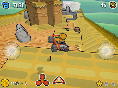 Escargot Kart- screenshot thumbnail