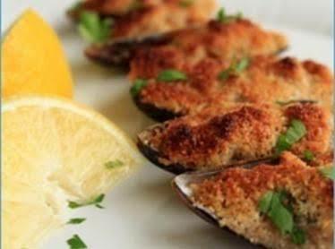 Stuffed Mussels Recipe