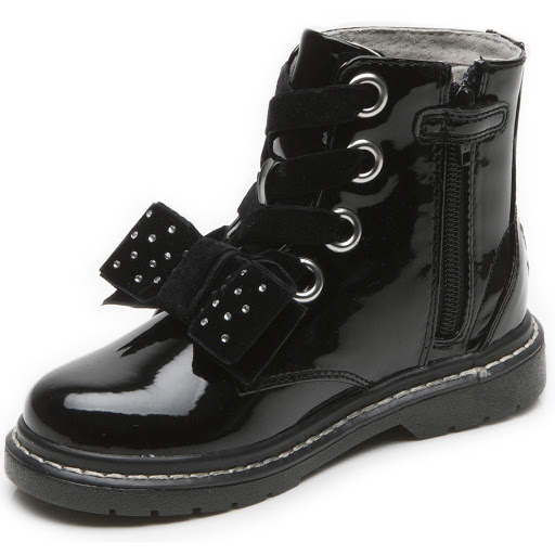 Thumbnail images of Lelli Kelly Patent Ankle Boots