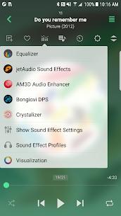 jetAudio HD Apk Music Player 1