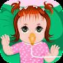 Kids Games: Baby Sick Day