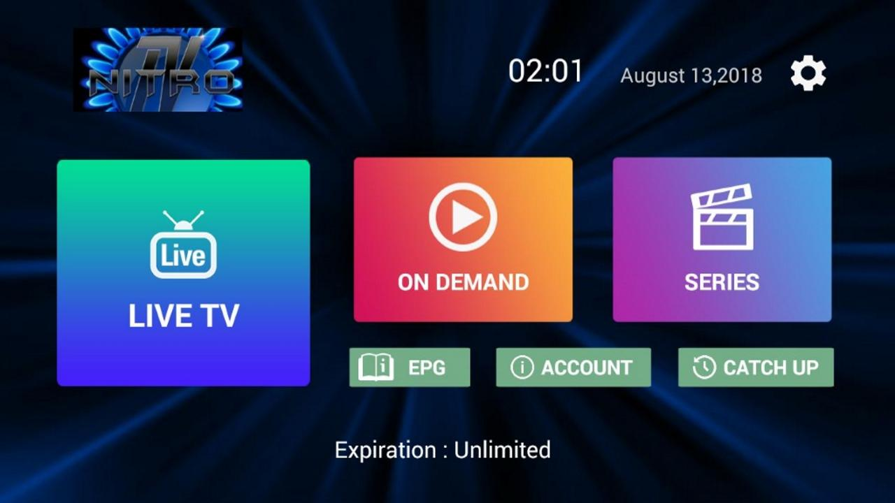 Baixar Nitro Tv Pro Apk Versão Mais Recente Para Android
