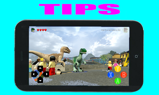 Tips for LEGO Jurassic World for PC-Windows 7,8,10 and Mac apk screenshot 3